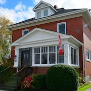Century old 4 Bedroom red Brick Home Located in the Prettiest Town in Canada