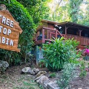 $ 49 - $74 a Night ! One Bedroom Belize Vacation Rental in the Rainforest