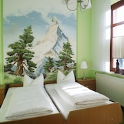 Sleep Under the Mountain Massif