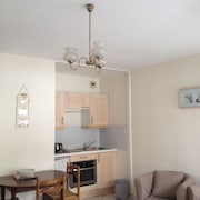Nice Studio Town Center Ideal for Visiting the City or go to the Thermal Baths