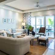Luxury Punta Cana 3 Bedroom Beach Condo Sleep 8 Beachfront Resort