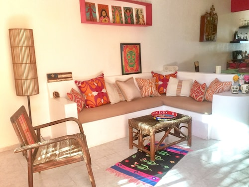 Casa Maare in Charming Chan Chemuyil Near Akumal and Tulum