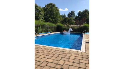 Great Place to stay Amazing 4 BR Catskills Oasis With Pool -- Sleeps 10-12! near Swan Lake