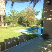 House With 3 Bedrooms in Merida, With Wonderful Mountain View, Private Pool and Enclosed Garden