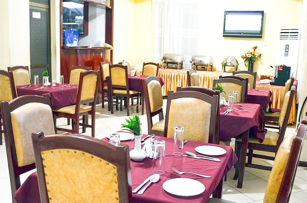 Restaurant, THE GRAND VILLA HOTEL