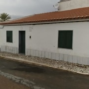 House With 2 Bedrooms in Vila Alva, With Enclosed Garden and Wifi