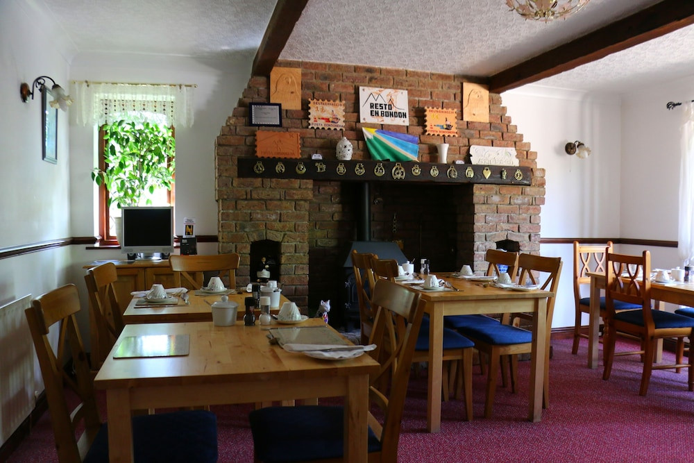 Breakfast Area, Eagles Guest House