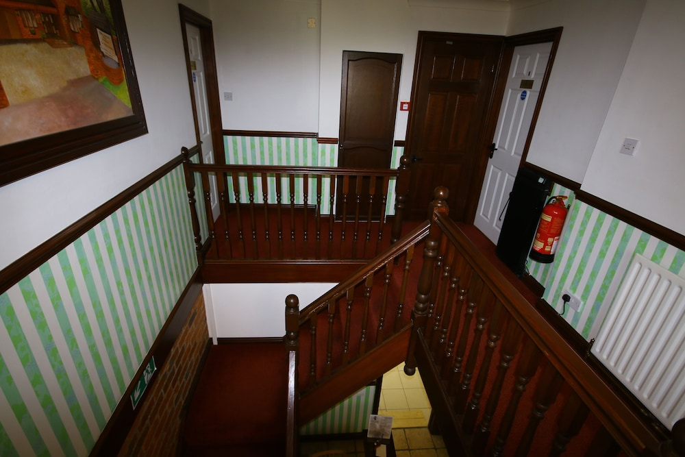 Staircase, Eagles Guest House