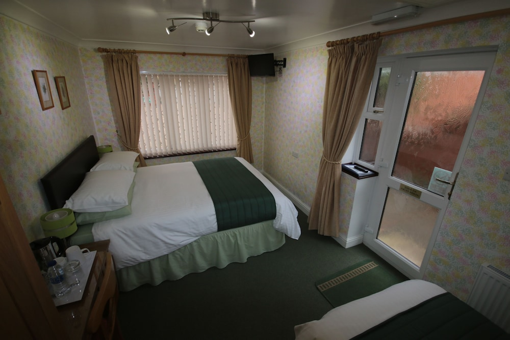 Room, Eagles Guest House