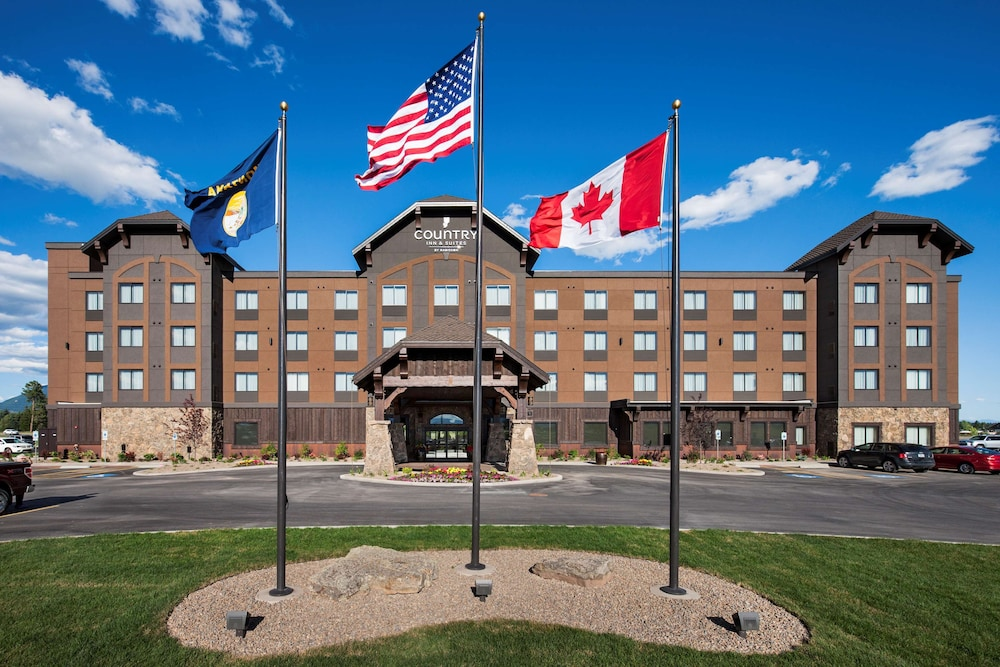 Featured Image, Country Inn & Suites by Radisson, Kalispell, MT - Glacier Lodge