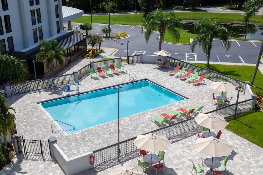 Outdoor Pool, Grand Hotel Kissimmee at Celebration