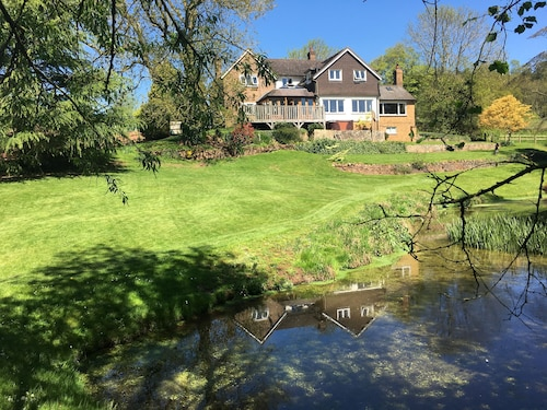 Spacious Country House Near Ombersley, Worcestershire, England