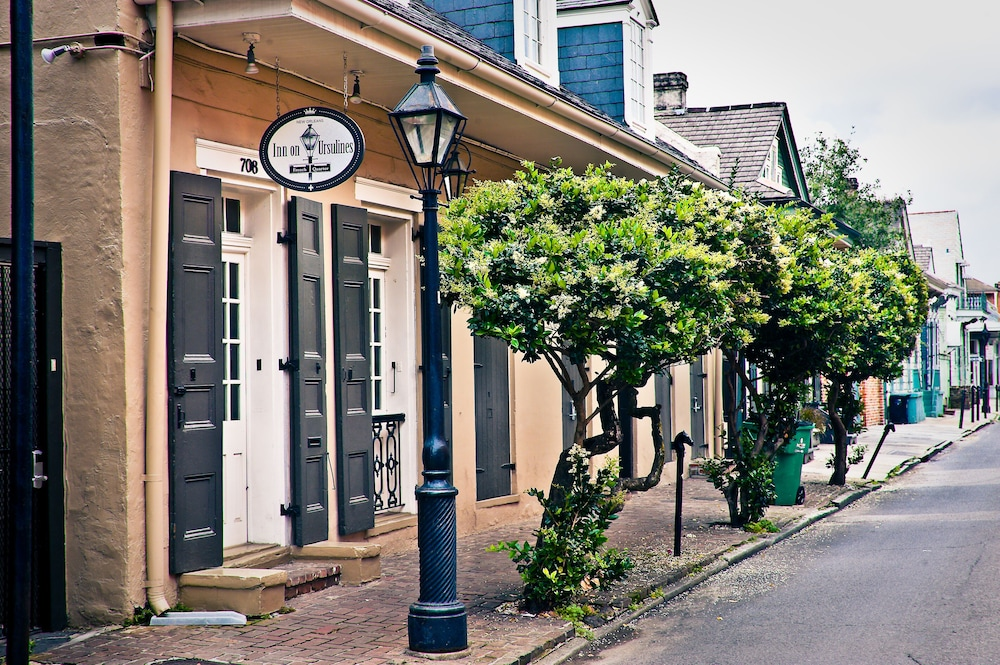 Exterior, Only 1 Block From French Quarter!!! Super Great Location!!!