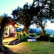 House With 3 Bedrooms in Ventosa, With Wonderful Mountain View, Enclosed Garden and Wifi