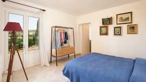 意大利 Frette 床单、高档床上用品、记忆海绵床垫、存放一些免费物品的迷你吧