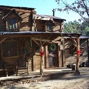 Hillbilly Hilt'n Cabin Tucked in the Woods! - Close to the Dells! Sleeps 7