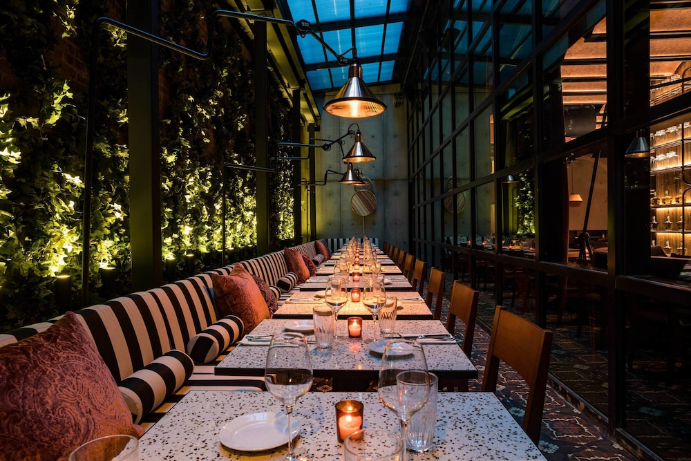 Terrace/Patio, Moxy NYC Chelsea