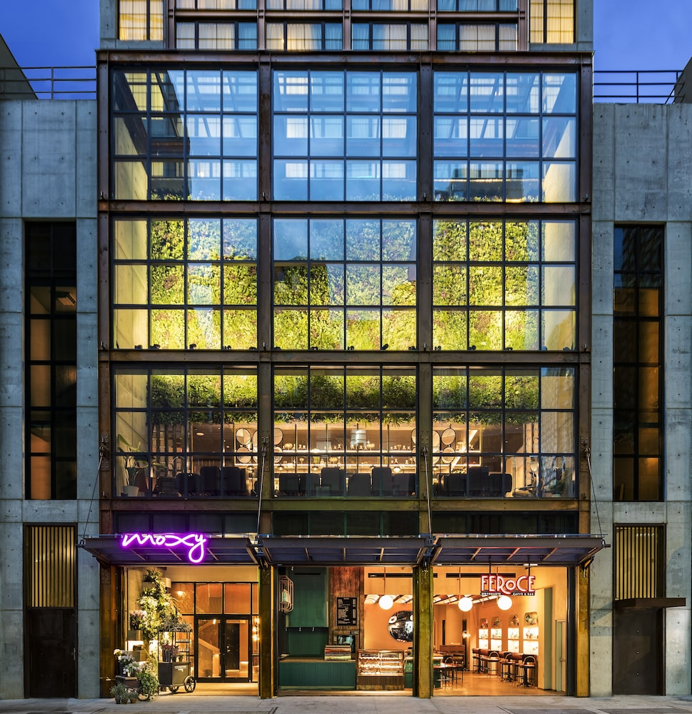 Front of Property, Moxy NYC Chelsea