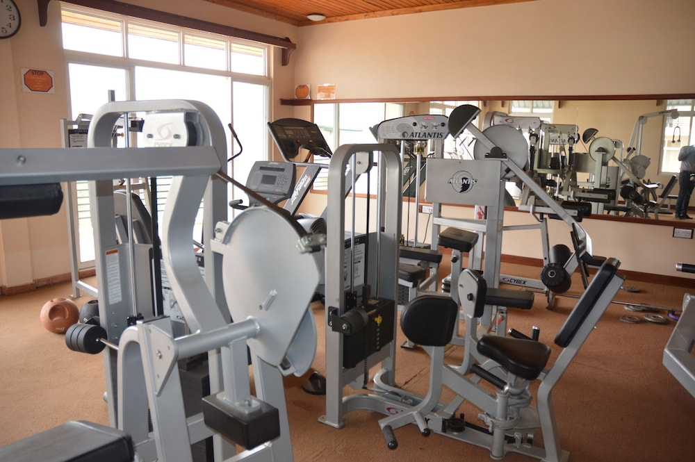 Gym, Ryan's Bay Hotel