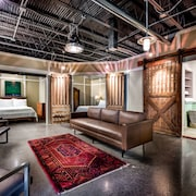 THE Garden Vault - Culture-filled Downtown Loft-style Property, A Must See!