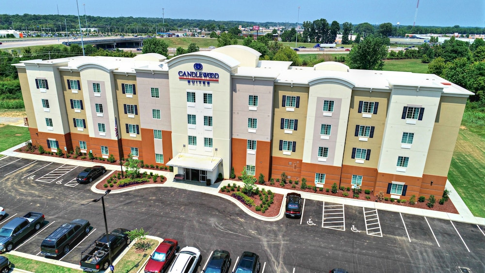 Front of Property, Candlewood Suites Memphis East, an IHG Hotel