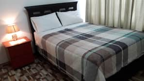 Iron/ironing board, free cribs/infant beds, free WiFi, bed sheets