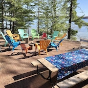 Duck Lake Home With 7 Bedrooms That Sleeps 14 People in Beds, Incredible Views!!