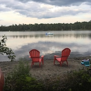 Loon Lodge is a Perfect Gettaway With Family and Friends!