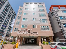 Home Fourest Residence Hotel