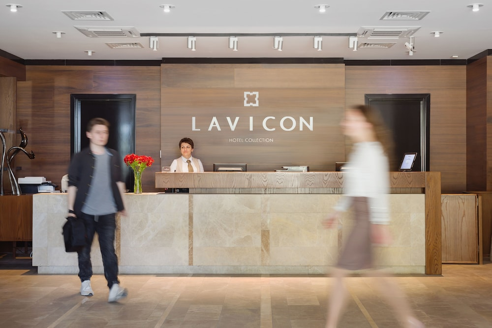 Reception, LAVICON Hotel Collection