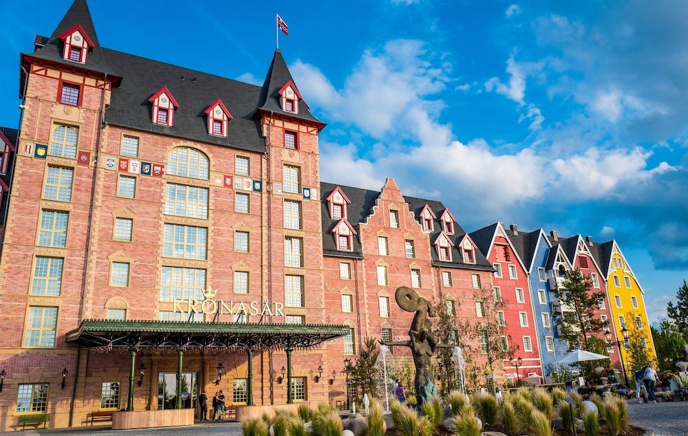 Europa Park Freizeitpark Erlebnis Resort Hotel Kronasar Rust