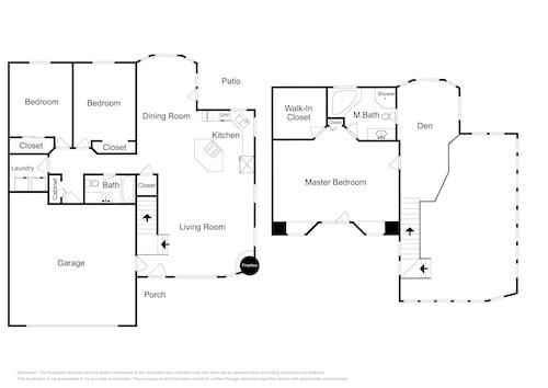 Check Expedia for Availability of 2557 Camino San Patricio Home 3 Bedrooms 2 Bathrooms Home