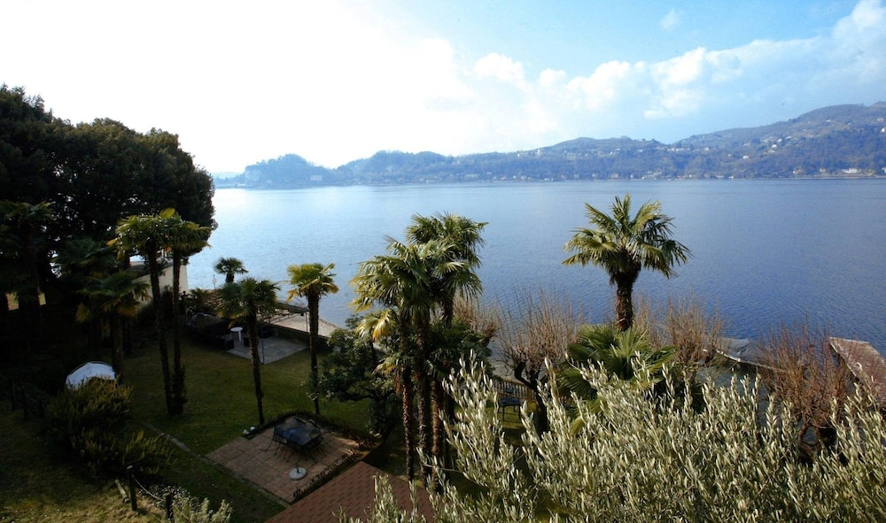 View from Property, Hotel Lido di Angera