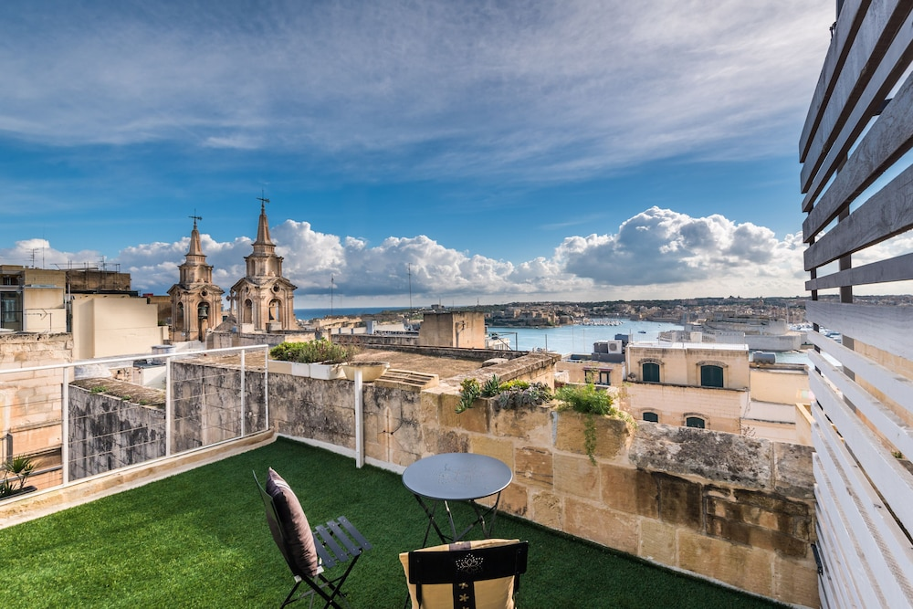 View from Room, Valletta Lucente