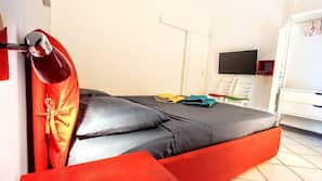 2 Schlafzimmer, Bügeleisen/Bügelbrett, Reisekinderbett, kostenloses WLAN