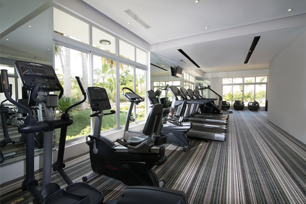 Gym, Melia Caribe Beach Resort - All Inclusive