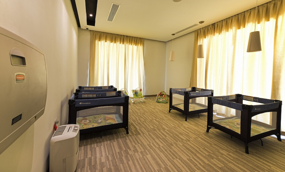 Children's Play Area - Indoor, Melia Caribe Beach Resort - All Inclusive