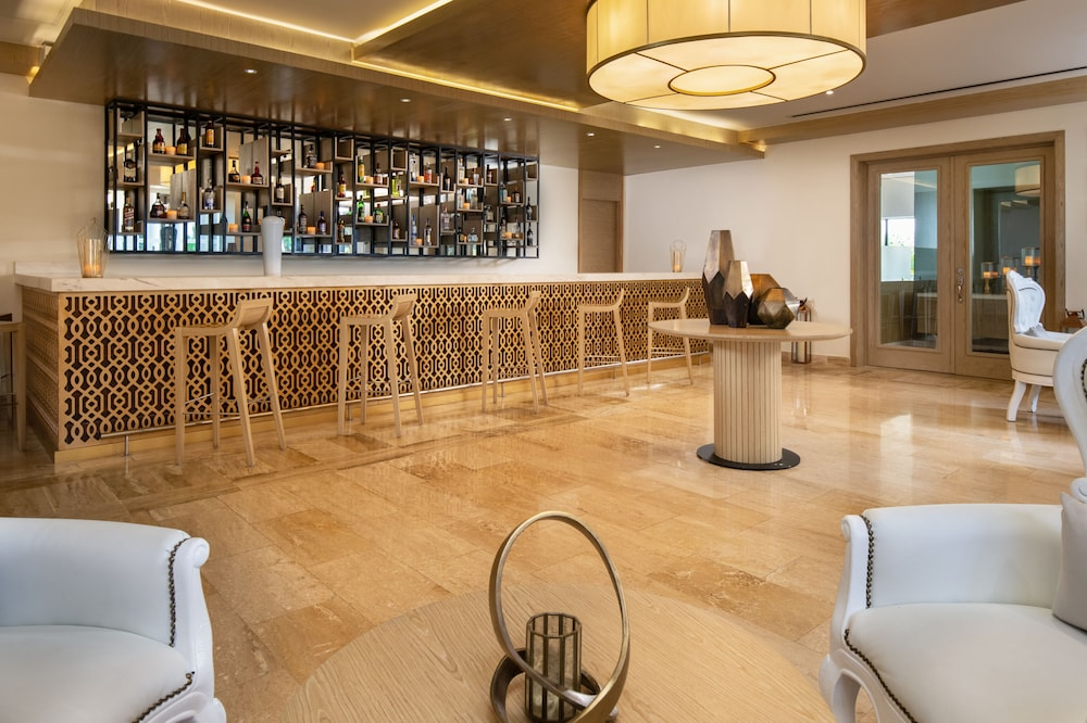 Bar, Melia Caribe Beach Resort - All Inclusive
