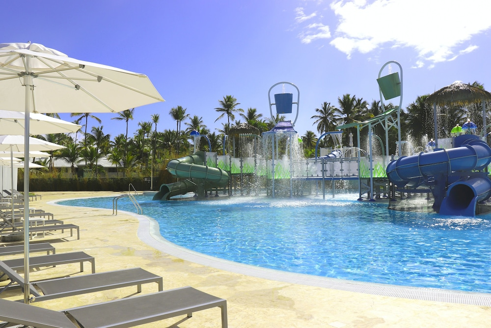 Water Park, Melia Caribe Beach Resort - All Inclusive