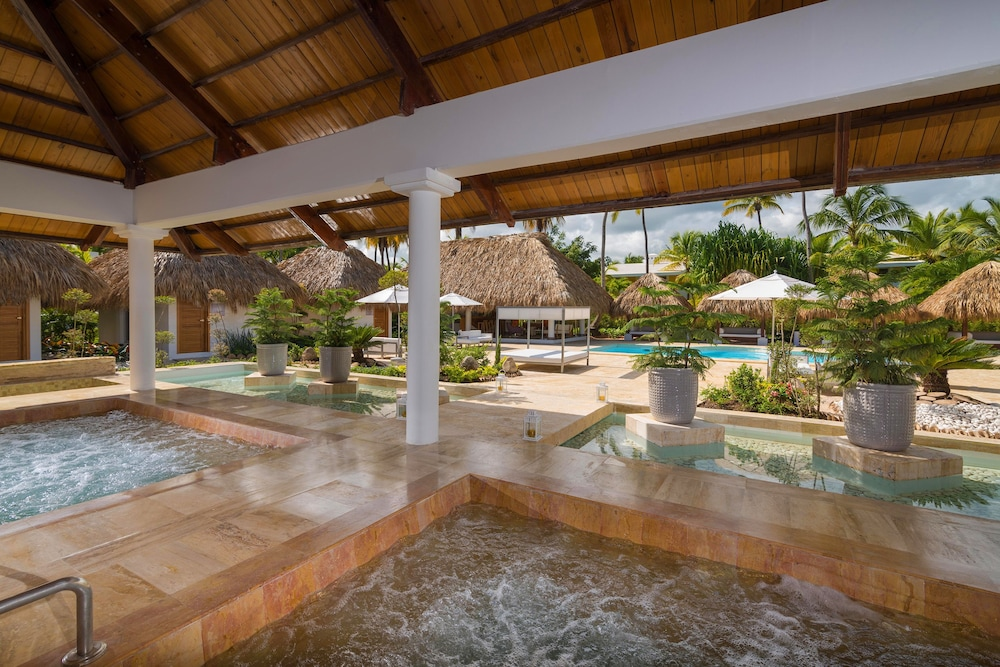 Spa Treatment, Melia Caribe Beach Resort - All Inclusive