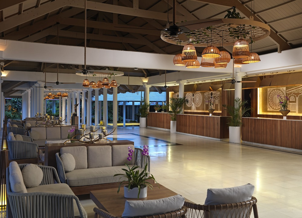 Reception, Melia Caribe Beach Resort - All Inclusive