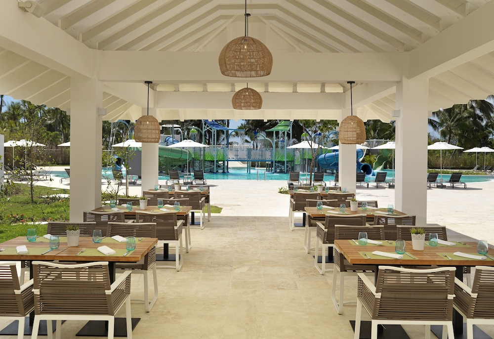Restaurant, Melia Caribe Beach Resort - All Inclusive