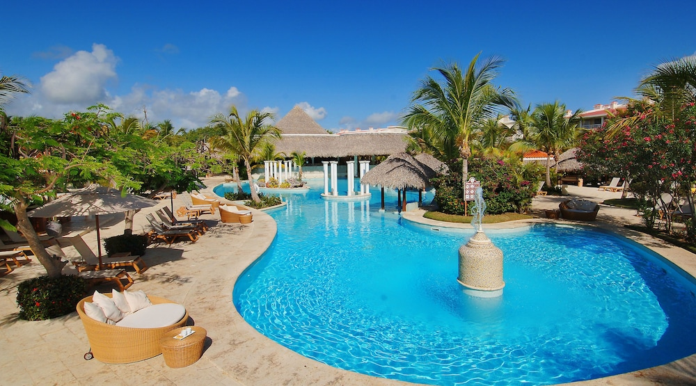 Pool, Melia Caribe Beach Resort - All Inclusive
