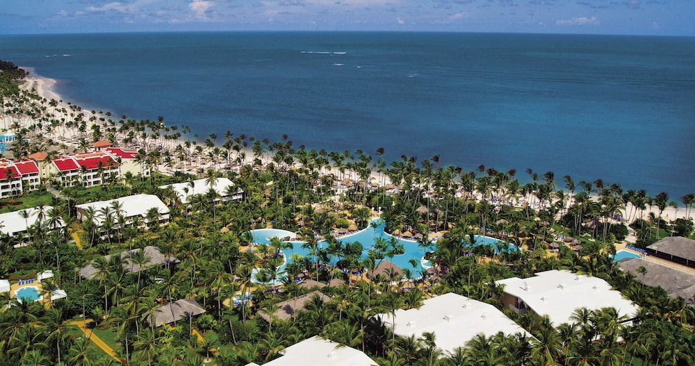 Aerial View, Melia Caribe Beach Resort - All Inclusive