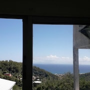 Apartment With one Bedroom in Sainte Luce, With Wonderful sea View, Enclosed Garden and Wifi - 800 m From the Beach