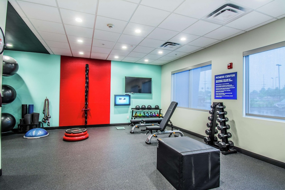 Fitness Facility, Tru by Hilton Bowling Green, KY