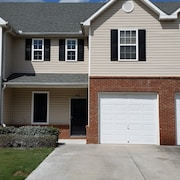 Spacious Cartersville Condo, 9.6 Miles to Lakepoint Sports Complex, Sleeps 8