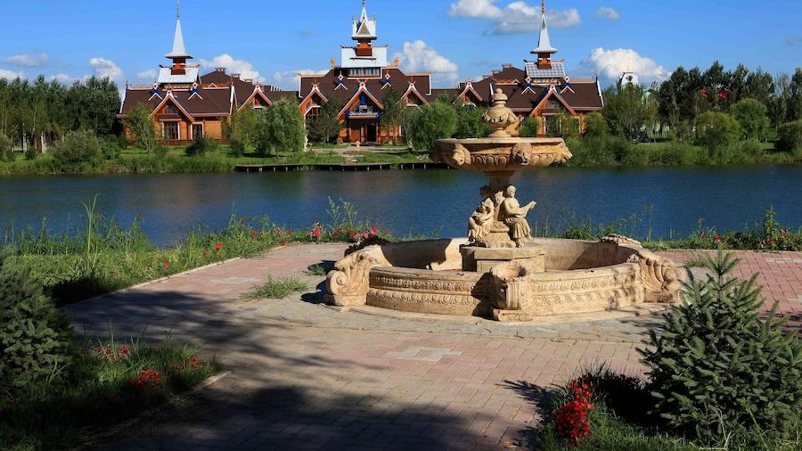Harbin Volga Manor Hotel