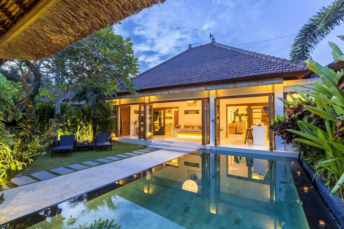 2 Bedroom Villa In Seminyak Bali With Private Pool In Seminyak Expedia