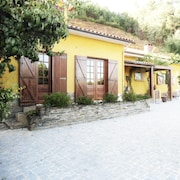 Villa With 4 Bedrooms in Sedielos, With Wonderful Mountain View, Private Pool, Furnished Garden - 8 km From the Beach